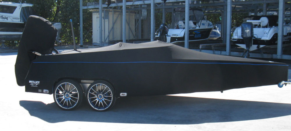 Gold Coast Boat Covers and Canopies | Runaway Bay Marine Covers