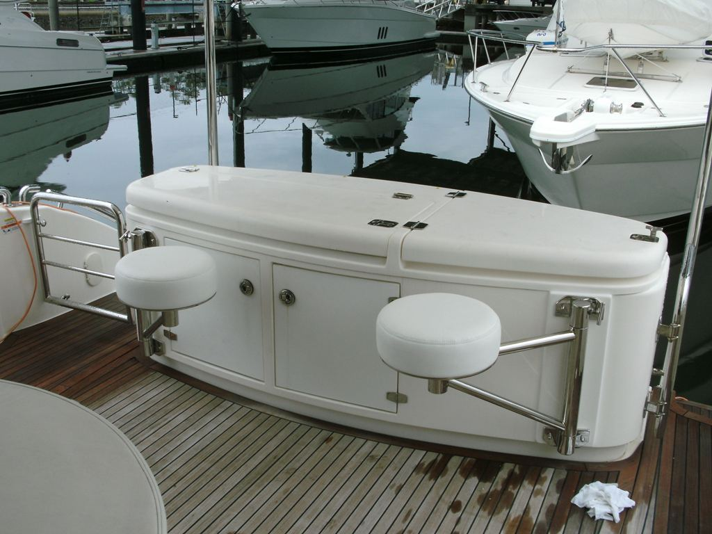 Gold Coast Boat Upholstery Runaway Bay Marine Covers
